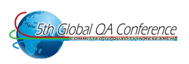 2017 Global QA Conference Logo